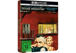 Das Fenster zum Hof 4K Ultra HD Blu-ray + Blu-ray