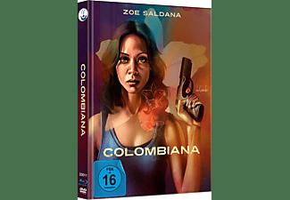 Colombiana exclusives (Cover A, neu gezeichnetes Artwork, limitiert auf 333 Stück, durchnummeriert) Blu-ray + DVD