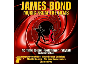 VARIOUS - James Bond 007-Music From The Films [CD]