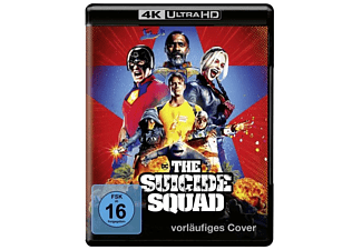 The Suicide Squad 4K Ultra HD Blu-ray