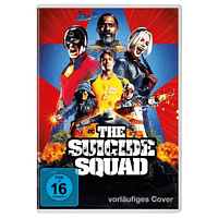 The Suicide Squad DVD