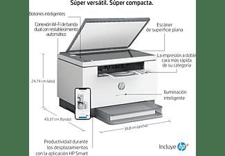 Impresora multifunción - HP LaserJet M234dwe, 29 ppm, Wi-Fi ™, 6 meses de impresión Instant Ink con HP+
