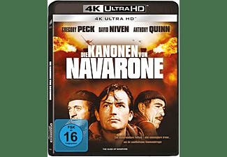 Die Kanonen von Navarone [4K Ultra HD Blu-ray]