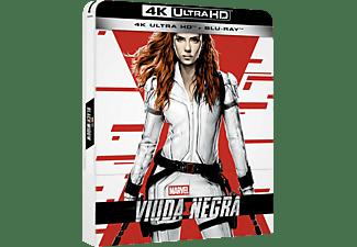 Viuda Negra (Ed. Steelbook) - 4K Ultra HD + Blu-ray