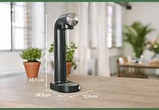 BRITA sodaONE Wassersprudler Schwarz