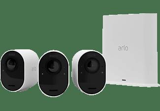 ARLO Ultra2 3er StarterSet, Überwachungskamera, Auflösung Video: 4K-HDR-Video