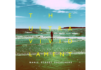 Manic Street Preachers - The Ultra Vivid Lament - LP