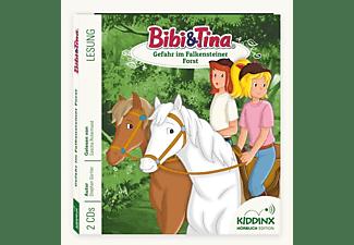 Bibi+tina - Hörbuch:Ein Monster im Wald [CD]