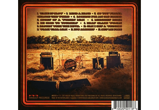Georgia Thunderbolts - Can We Get A Witness [CD]