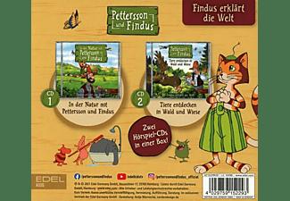 Pettersson Und Findus - Doppel-Box:Findus erklärt die Welt [CD]