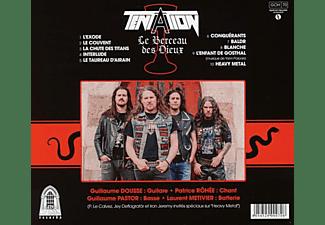 Tentation - Le Berceau Des Diex [CD]