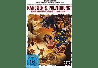 Kanonen & Pulverdunst [DVD]