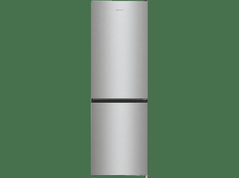 HISENSE RB424N4AID Kühlgefrierkombination D, 1850 mm hoch, Silber
