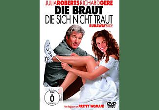 Die Braut, die sich nicht traut DVD