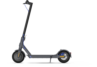 XIAOMI E-Scooter Mi Electric Scooter 3, schwarz