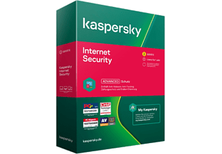 Kaspersky Internet Security 2 Geräte (Code in a Box) - [PC/MAC]