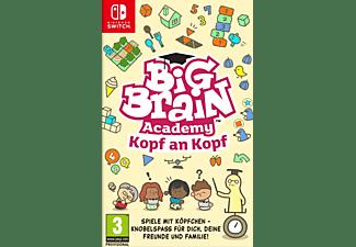 Big Brain Academy: Kopf an Kopf - [Nintendo Switch]