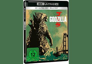 Godzilla 4K Ultra HD Blu-ray + Blu-ray