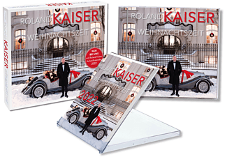 Roland Kaiser - Weihnachtszeit  - (CD)
