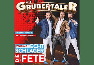 Die Grubertaler - Echt Schlager,die große Fete-Vol.2 [CD]
