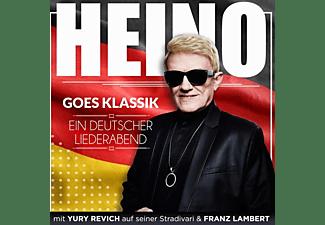 Heino - Heino goes Klassik-Ein deutscher Liederabend [CD]