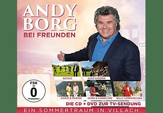 VARIOUS - Andy Borg bei Freunden-Ein Sommertraum in Villac [CD + DVD Video]