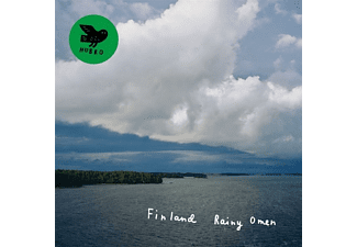Finland - Rainy Omen  - (CD)