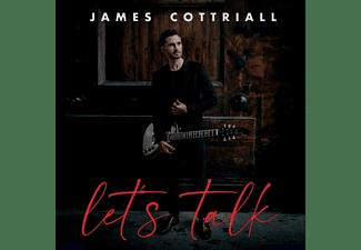 James Cottriall - Let's Talk [CD]