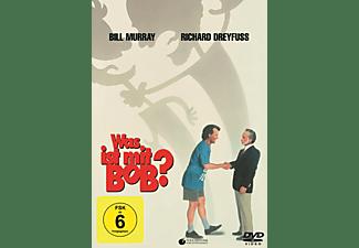Was ist mit Bob? DVD