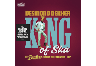 Desmond Dekker - THE BEVERLY'S RECORDS SINGLES COLLECTION: 1963 - 1  - (CD)