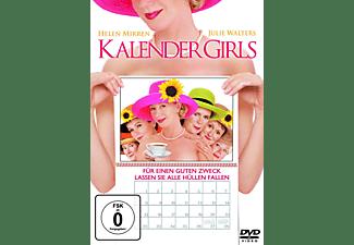 Kalender Girls DVD