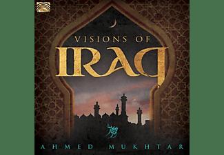 Ahmed Mukhtar - Visions of Iraq  - (CD)