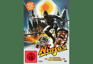 Ninja: Die Rückkehr der legendären Schattenkrieger [DVD]