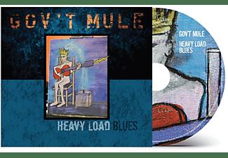 Gov't Mule - Heavy Load Blues [CD]