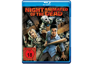 Night of the Animated Dead [Blu-ray]