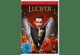 Lucifer - Staffel 5 [DVD]