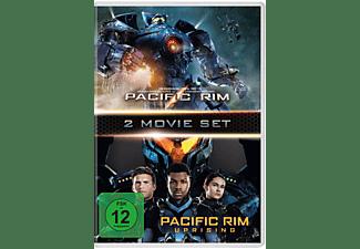 Pacific Rim & Pacific Rim: Uprising [DVD]