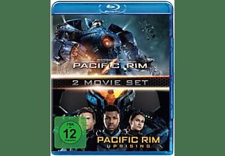 Pacific Rim & Pacific Rim: Uprising [Blu-ray]