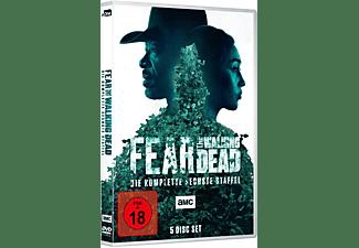 Fear The Walking Dead - Staffel 6 [DVD]