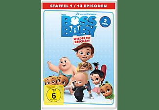 The Boss Baby - Wieder im Geschäft, Staffel 1 [DVD]