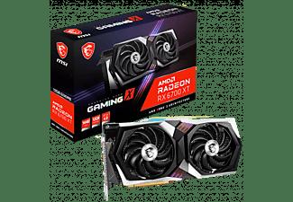 MSI Grafikkarte Radeon™ RX 6700 XT GAMING X 12G, GDDR6, 1x HDMI, 3x DP, 192Bit