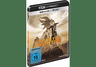 Monster Hunter [4K Ultra HD Blu-ray]