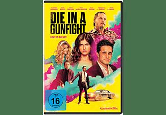 Die in a Gunfight [DVD]