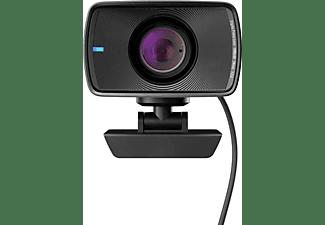 ELGATO Webcam Facecam, 1080p, 60fps, Sony Sensor, USB-C, 24mm, f2.4, Schwarz