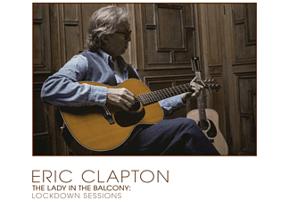 Eric Clapton - The Lady In The Balcony: Lockdown Sessions [DVD + CD]
