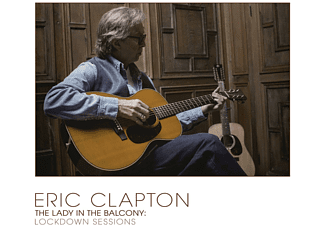 Eric Clapton - The Lady In The Balcony: Lockdown Sessions [CD]