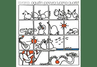 Agustin Pereyra Lucena Quartet - La Rana (1980) [CD]