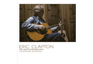 Eric Clapton - The Lady In The Balcony: Lockdown Sessions [DVD + Blu-ray + CD]