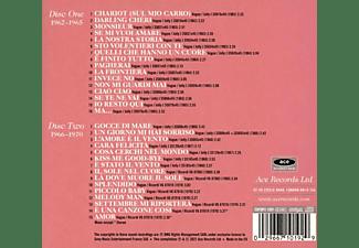 Petula Clark - Splendido!-The Italian Singles Collection [CD]