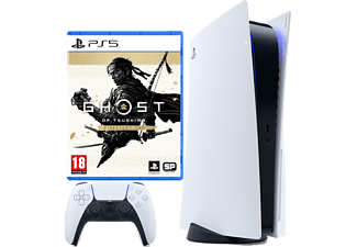 SONY PlayStation®5 + Ghost of Tsushima Director's Cut